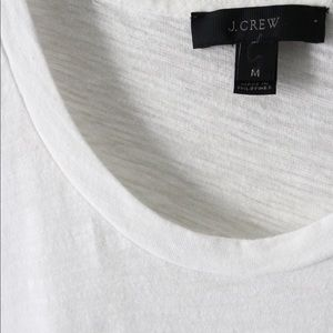 J. Crew Tops - J.Crew | Casual Sleeveless White Top